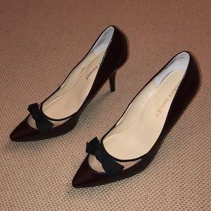 Audrey Brooke pointed toe heels